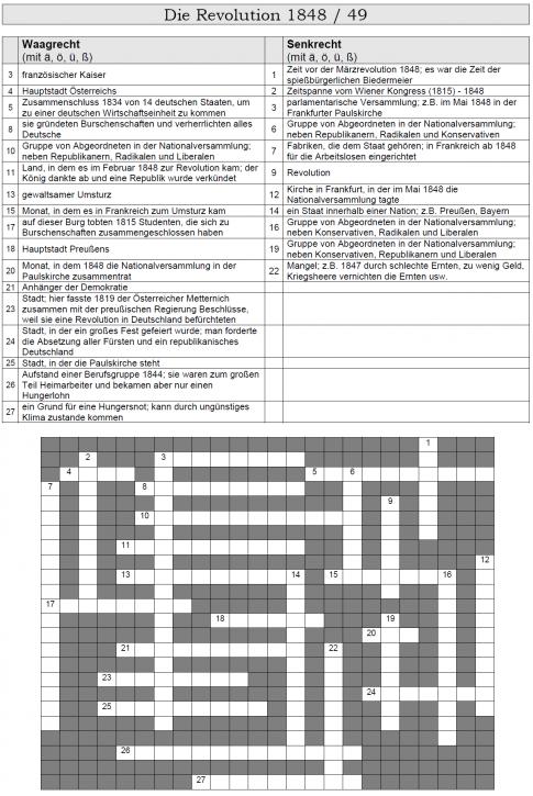 Kreuzworträtsel 32