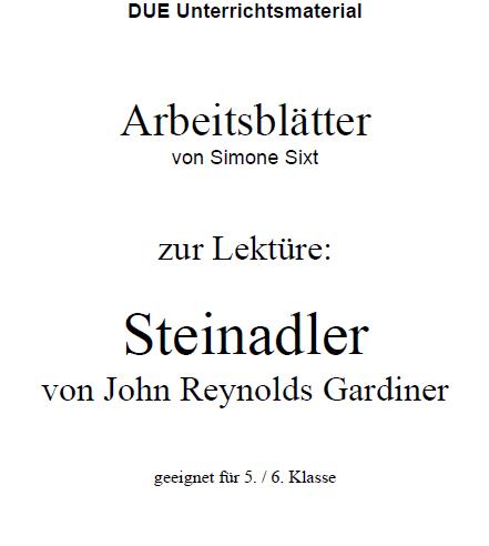 Lektüre: Steinadler